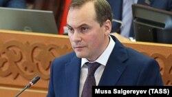 Председатель правительства Дагестана Артем Здунов