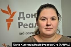 Валерия Вершинина, юристка, менеджер программы Stabilization Support Services