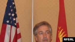 Under Secretary of State for Political Affairs William J. Burns in Bishkek
