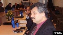 Дар маҷлиси таъсисии анҷуман, Душанбе, 12-уми марти соли 2007