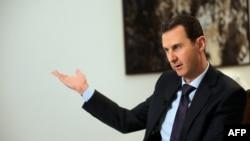Башар аль-Асад, архівне фото