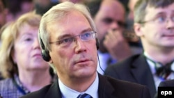 Представитель России при НАТО Александр Грушко.