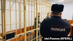 Оглашение приговора Элику Абдрашитову в декабре 2019 года