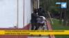 Кадры затрыманьня меркаваных расейскіх баевікоў у Менску. Кадры тэлеканалу АНТ