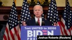 Поранешниот американски потпретседател Џо Бајден и официјално стана кандидат на Демократската партија за претседателските избори кои треба да се одржат во ноември.