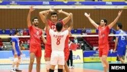بازی ایران و ایتالیا در ژاپن