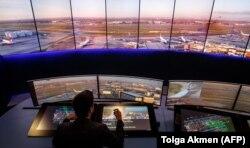 Turnul de control al Heathrow