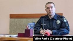 Ярослав Меженный, и.о. начальника отделения полиции Бахмута