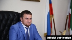 Турпал-Али Ибрагимов, глава Шалинского района Чечни