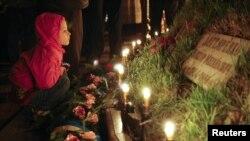 Sećanje na černobilske žrtve u Kijevu
