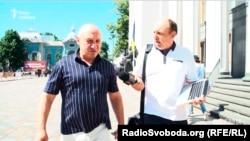 Народний депутат групи «Відродження» Валентин Ничипоренко