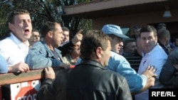 Sa nedavnog protesta radnika KAP-a