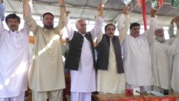 Seven opposition political political in the northwestern Swat Valley are calling on the Pakistani election commission not to deploy the military during the October by polls.
