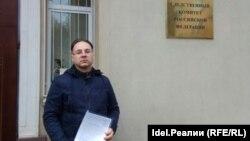 Член комитета кредиторов Интехбанка Руслан Титов.