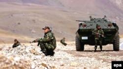 Турецкая группировка на границе с Ираком ожидает приказа на выдвижение с весны