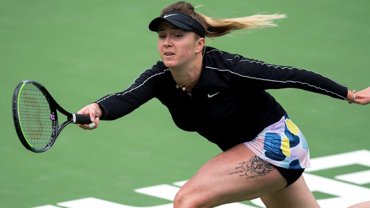 Первая ракетка Украины Элина Свитолина отказалась от участия в US Open из-за пандемии