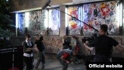 Snimanje kratkog filma u okviru projekta Sarajevo grad filma 2009. godine - ilustrativna fotografija