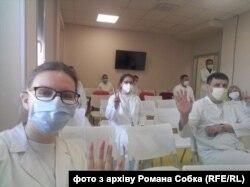 Українські лікарі в Італії