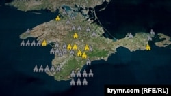 В Крыму осталось восемь из сорока шести парафий церкви Киевского патриархата