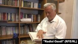 Бободжон Бобохонов, экс-генпрокурор Таджикистана