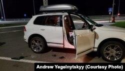 Пограбування на трасі Київ – Одеса