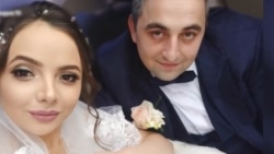 Armenian Couple Leave Honeymoon To Fight COVID-19