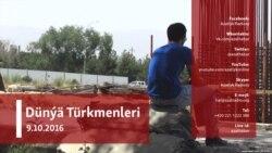 Türkmen migrantlaryna atylýan haýbat nireden uç alýar?