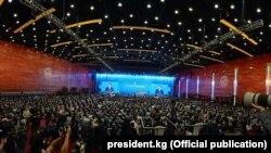 Форум международного сотрудничества «Один пояс — один путь». Пекин, 14 мая 2017 года.
