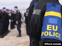 Policë të EULEX-it...