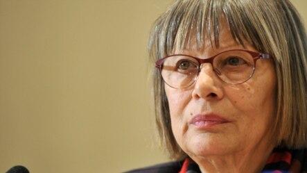 Nataša Kandić: Kao da su sadašnji ljudi na vlasti, oni stari