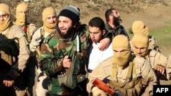 Јорданскиот пилот заробен од исламистите.