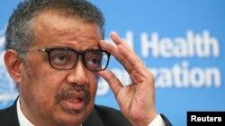تِدروس آدهانوم ابراز امیدواری کرده که تأمین مالی سازمان جهانی بهداشت از سوی آمریکا ادامه یابد.