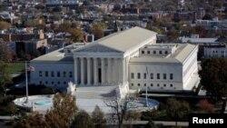Na slučaj može biti uložena žalba, pa bi on mogao završiti na Vrhovnom sudu SAD: Na fotografiji zgrada Vrhovnog suda