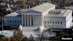 Здание Верховного суда, Вашингтон