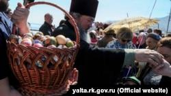 Крым, Ялта, 16 апреля 2017 год