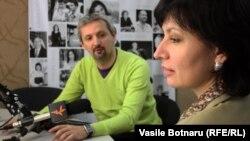 Tatiana Potîng şi Doru Petruti