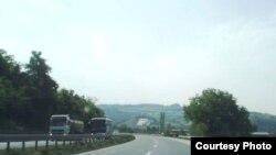 Bosnia-Herzegovina - Highway, undated