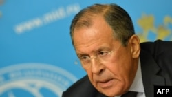 "Russian Foreign Minister Sergei Lavrovsaid he ""didn't see anything close to what could be considered humiliating"" in publicly parading Ukrainian prisoners of wars through the streets of Donetsk over the weekend."