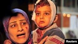 Жители Дамаска