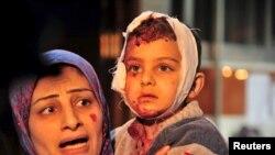 Сириялык эне.