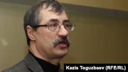 Евгений Жовтис, қазақстандық құқық қорғаушы.