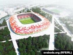 Праект ад вугорскай кампаніі «4D Architects»