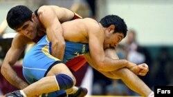 رقابتهای جام تختی. تهران ۲۰۱۲.