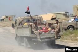 Сілы бясьпекі Іраку