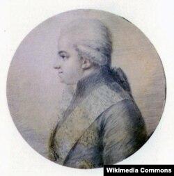 Яков Булгаков. Неизвестный художник. 1790-е