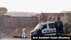 Полиция Египта. Иллюстративное фото.