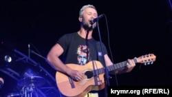 Сергій Бабкін на фестивалі «Джаз Коктебель», 26 серпня 2016 рік