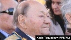 Ардагер ұшқыш Талғат Бигелдинов.
