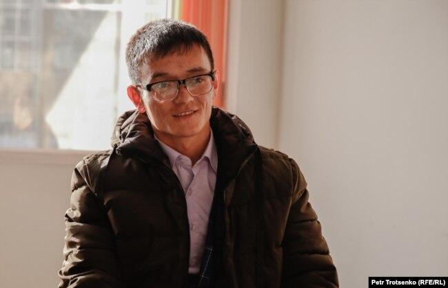 Наурызбай Менлибаев.