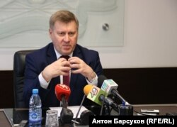 """Gradonačelnik Novosibirska, Anatolij Lokot je rekao da je """"pozitivno naklonjen"""" ideju podizanja novog spomenika sovjetskom diktatoru Josifu Staljinu."""
